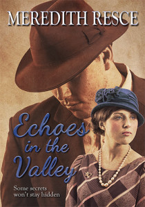 Echoes in the Valley (Front Cover) - Medium